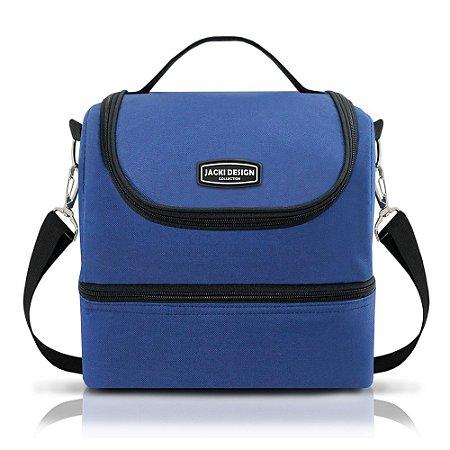 Bolsa Térmica G Urbano Azul Jacki Design - AHL16017