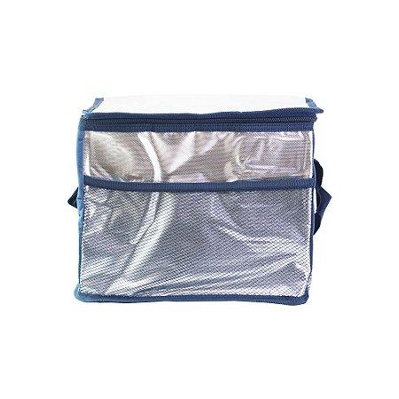Bolsa Térmica 22L Azul Escuro Casita - CA15076