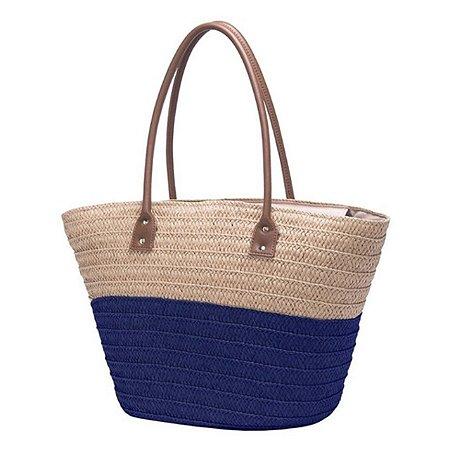 Bolsa de Praia Tote Bag Pagani Azul PG6930