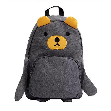 Mochila Infantil Escolar Animais Clio Urso - CP2173P