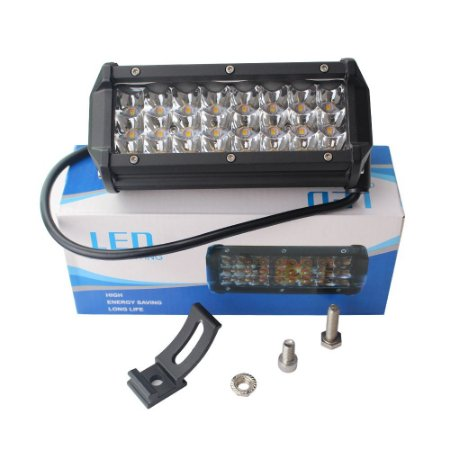 Farol LED Quad Automotiva 36W XS1008 TB-0771