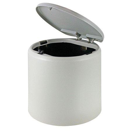 Cesto de Lixo com Tampa (P) Loft Cinza Jacki Design - AWF20922