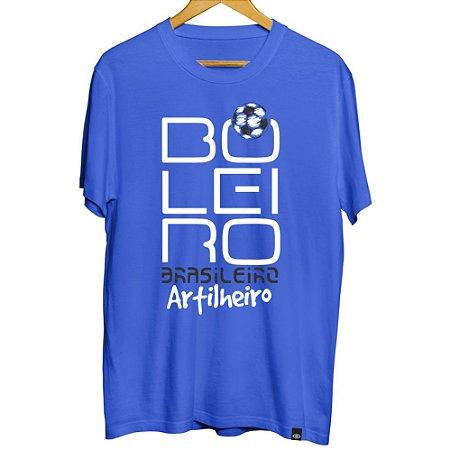 Camiseta Boleiro Artilheiro