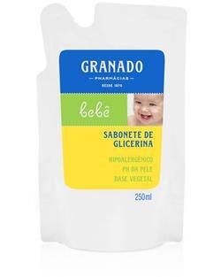 Refil Sabonete Líquido Tradicional 250ml Granado