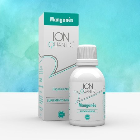 Manganês IonQuântic 50ml