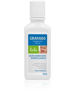 Loção Hidratante Dermocalmante Bebê Peles Sensíveis 100ml Granado