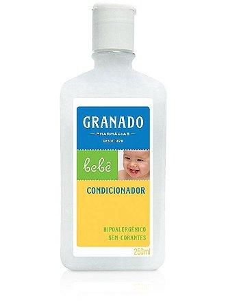 Condicionador Bebê Tradicional 250ml Granado