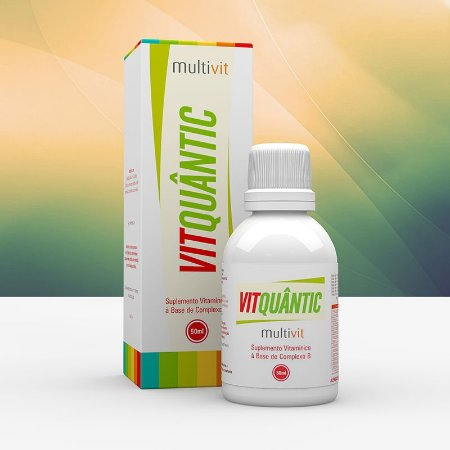 VitQuântic Multivit 50ml