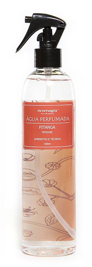 Água Perfumada Aromagia - Pitanga 500ml