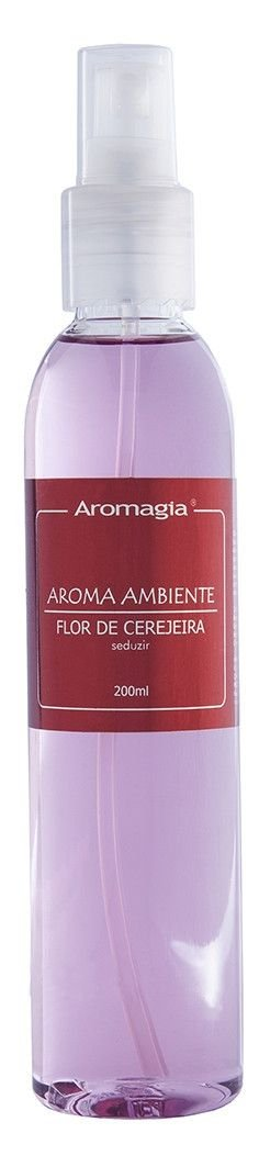 Spray de Ambiente Aromagia - Flor de Cerejeira 200ml