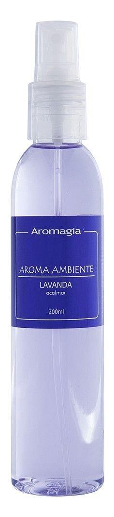 Spray de Ambiente Aromagia - Lavanda 200ml