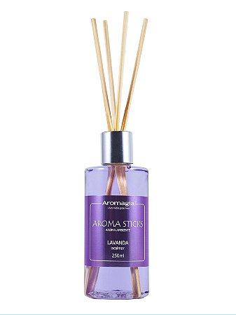 Difusor por varetas Aroma Sticks Aromagia - Lavanda 250ml