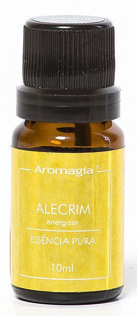 Essência Pura Aromagia de Alecrim 10ml