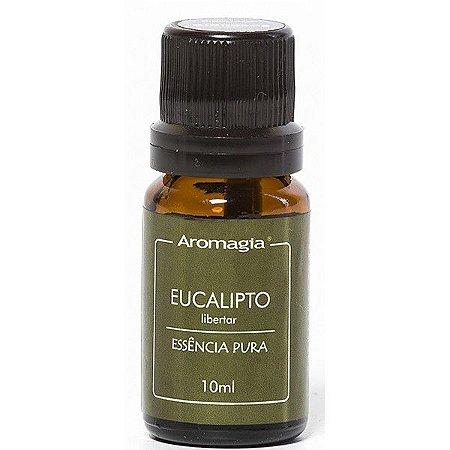 Essência Pura Aromagia de Eucalipto 10ml