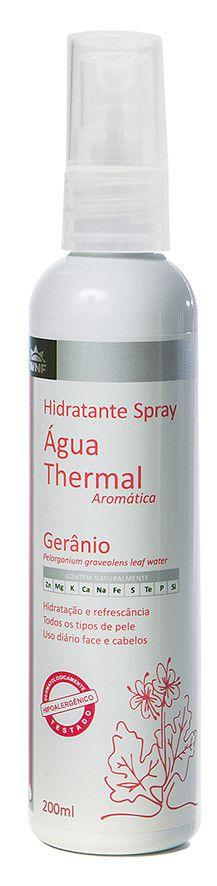 Água Thermal Gerânio WNF - 200ml