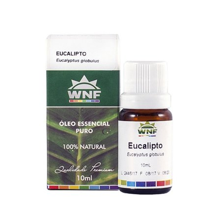 Óleo Essencial Eucalipto WNF - 10ml