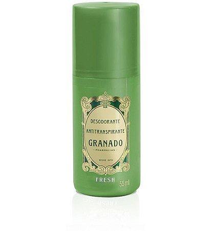 Desodorante Roll-on Fresh 55ml - Granado
