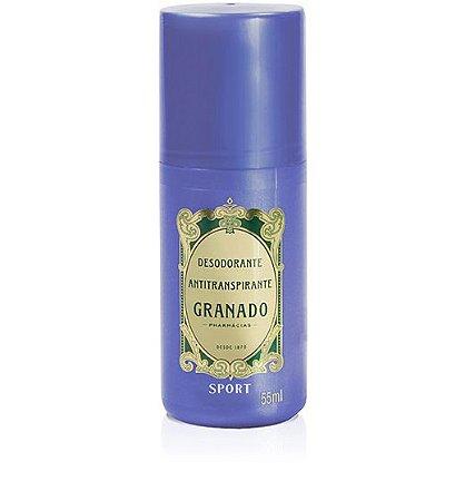 Desodorante Roll-on Sport 55ml - Granado