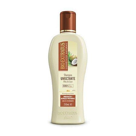Shampoo Umectante 250mL - Bio Extratus