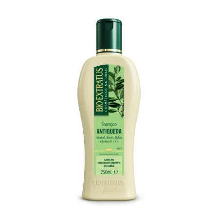 Shampoo Jaborandi 250mL - Bio Extratus