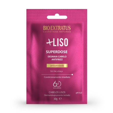 Dose +Liso 30g - Bio Extratus