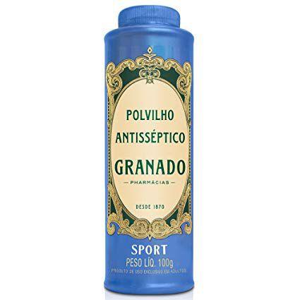 Polvilho Antisséptico Sport 100g - Granado