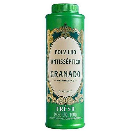 Polvilho Antisséptico Fresh 100g - Granado