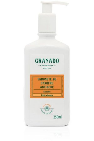 Sabonete de Enxofre Antiacne 250ml - Granado