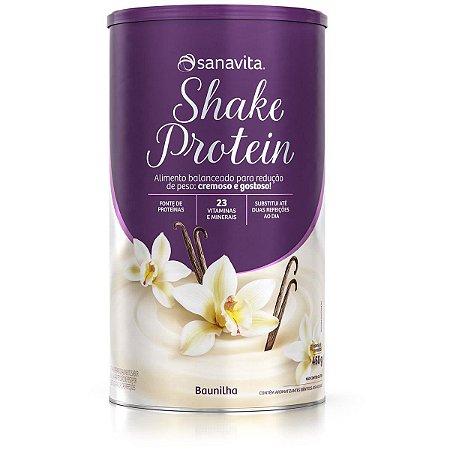 Shake Protein Baunilha 450g - Sanavita