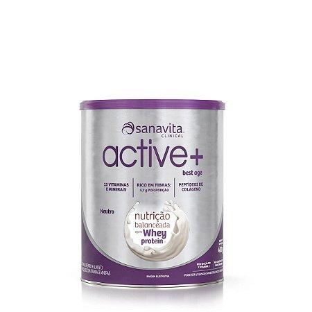 Active+ best age Neutro 400g - Sanavita