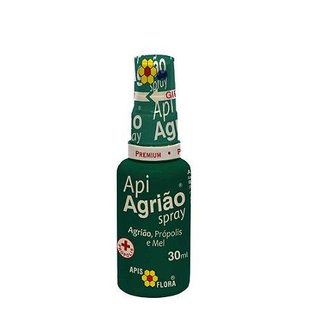 APIAGRIÃO® - Própolis, Mel e Agrião Spray 30ml - Apis Flora