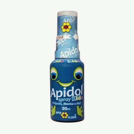 APIDOL® KIDS Spray de Menta 30ml - Sanavita