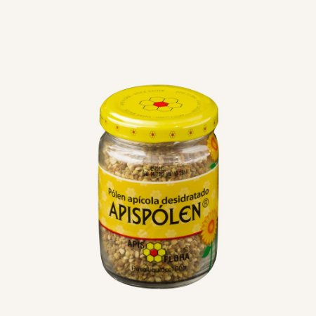 APISPÓLEN® - Pólen Apícola Desidratado 100g - Apis Flora
