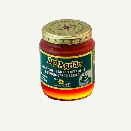 Apiagrião - Mel com Própolis e Agrião 300g - Apis Flora