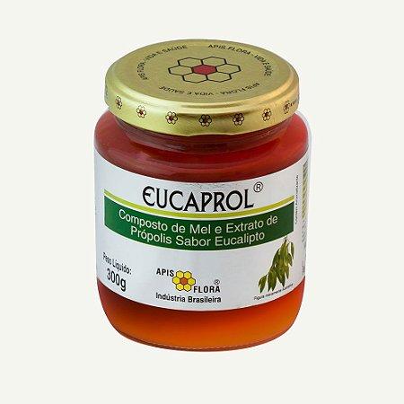 Eucaprol - Mel com Própolis e Eucalipto 300g - Apis Flora