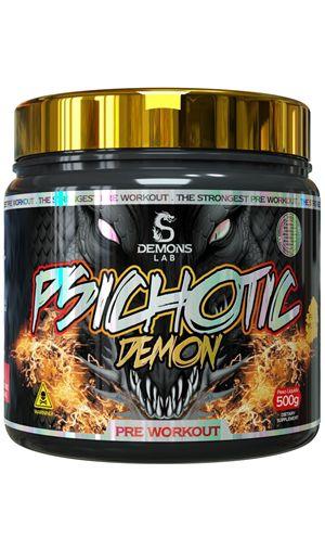 Psichotic Demon Gold (500g) - Demons Lab Pré treino