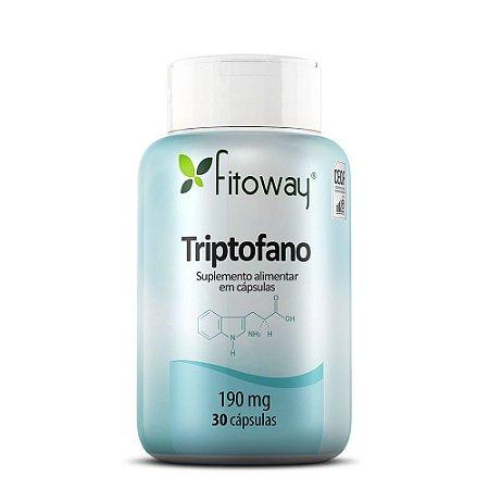 TRIPTOFANO FITOWAY - 30 CÁPSULAS
