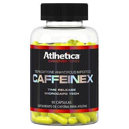 Caffeinex 420mg 90 Cápsulas Atlhetica Evolution