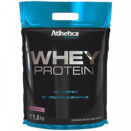 Whey Protein Pro Series 1,8kg - Atlhetica Pro Series