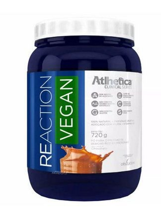 Reaction Vegan 720g - Atlhetica Clinical Series