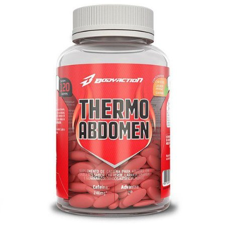 Thermo Abdomen 60 Tabletes - BodyAction