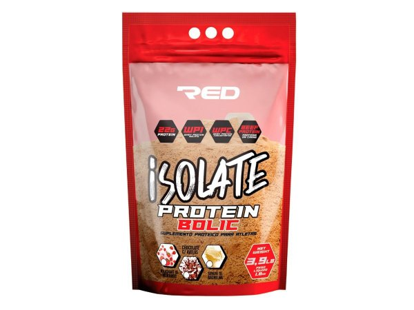 Isolate Protein 1,8kg - Red Series