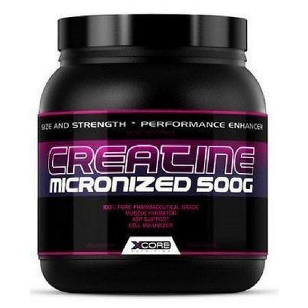 Creatina Micronized 500g - Xcore Nutrition