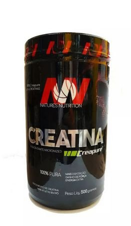 Creatina Monohidrate Micronized CREAPURE 500g - Natures Nutrition