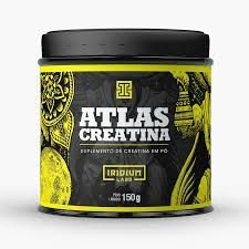 Creatina Atlas 150g - Iridium Labs
