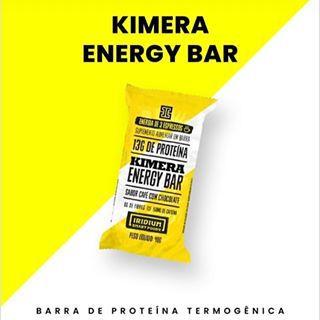 Kimera Energy Bar / Barra de proteína - Unidade - Iridium Labs