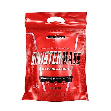 Hipercalórico Sinister Mass 3kg - Integralmedica