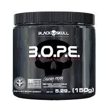 Pré Treino Bope 150g - Black Skull