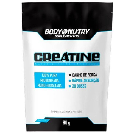 Creatina Micronized 90g refil - Body Nutry