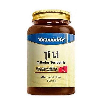 Tribulus Terrestris Ji li 500mg 60 comprimidos - VitaminLife